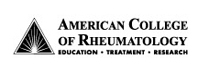 Arthritis and rheumatology resource: American College of Rheumatology