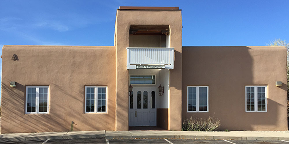 Rheumatologist - Dr. Hillary Norton Santa Fe Office